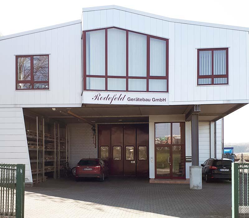 Rodefeld Gerätebau Geschäftsgebäude